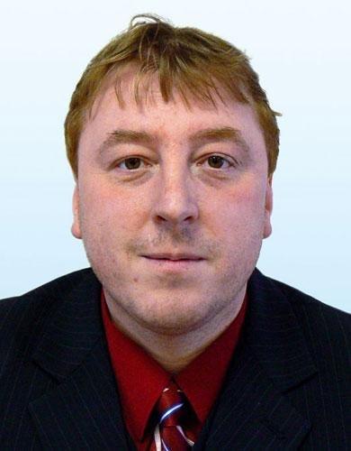 Jiří Klvač - předseda kontrolního výboru