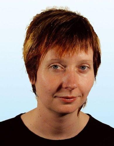 Dana Sekaninová - předseda výborumládeže atělovýchovy